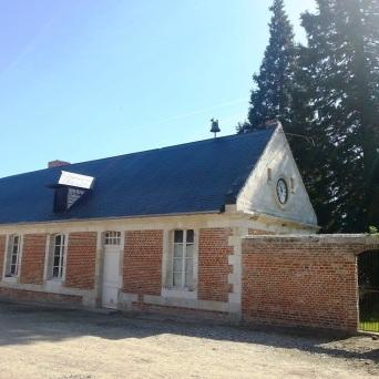 horlogerie lamas du parc, Château de Courcelles-sous-Moyencourt