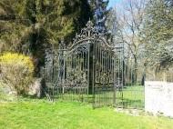 portail sud lamas du parc, Château de Courcelles-sous-Moyencourt