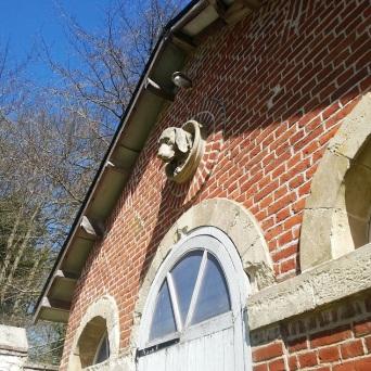 chenil lamas du parc, Château de Courcelles-sous-Moyencourt