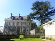 face nord lamas du parc, Château de Courcelles-sous-Moyencourt