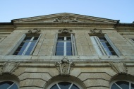 fenêtres du haut Lamas du Parc, Château de Courcelles-sous-Moyencourt