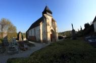 l'église Lamas du Parc, Château de Courcelles-sous-Moyencourt